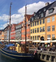Denmark - boats and buildings